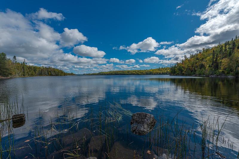 Afternoon at Loon Lake