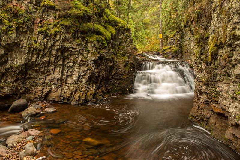 Waterfall at Kadunce River