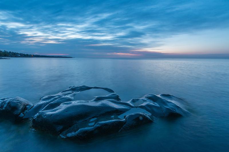 Stoney Point twilight