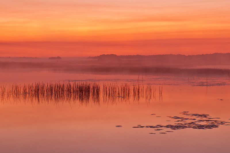 MNLR-11240-2: Phantom Lake twilight