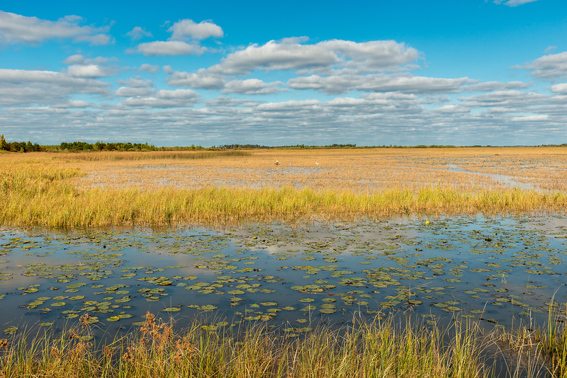 Phantom Lake in fall