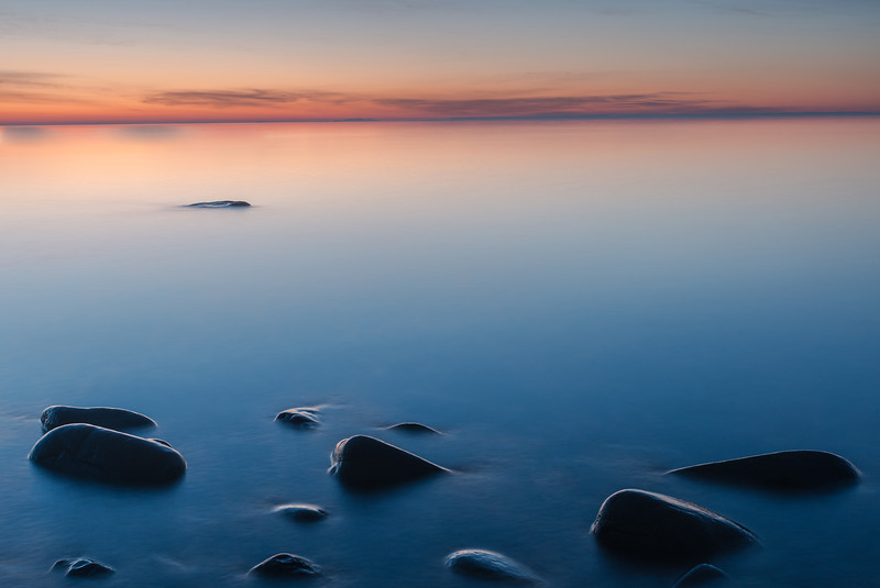 Lake Superior twilight