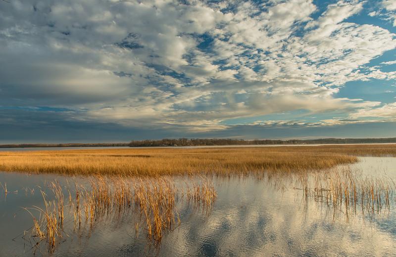 November on Lake Mile Lacs