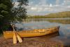 Canoeing at Holly Lake