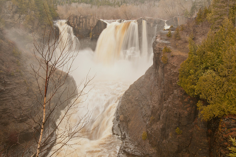 MNLR-11015: High Falls on the Pigeon River
