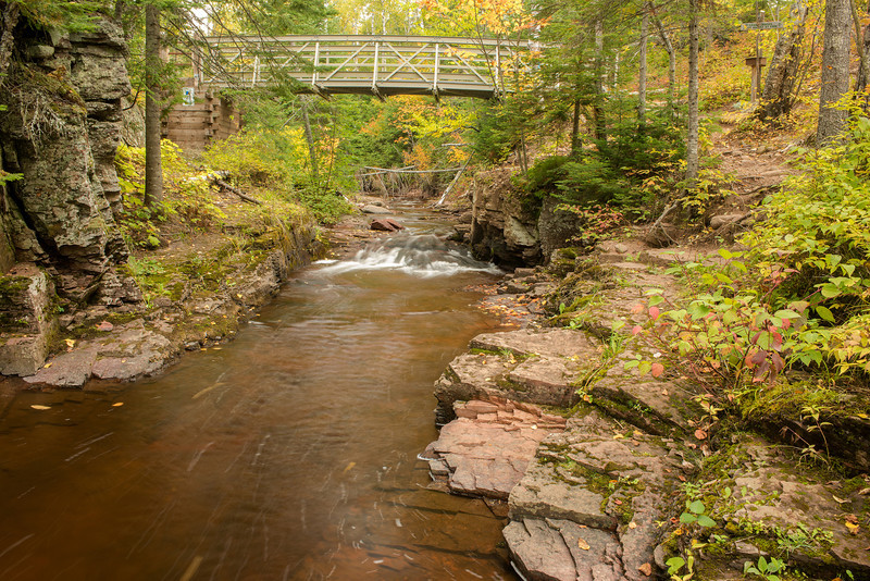 Bridge over Kadunce Creek