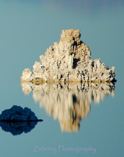 """Tufa Towers""  the strange formations which are the signature landmarks of Mono Lake near Lee Vining, CA."