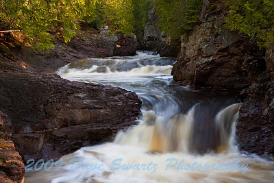 Temperance River, North Shore, Minnesota