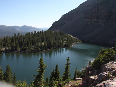 Lake in the Uintas