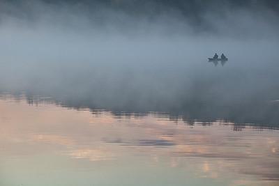 Fishermen on Spruce Knob Lake, WV (IMG_2292)