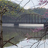 Cheat Lake, Old Iron Bridge<br /> Morgantown, WV<br /> (IMG_2685) edit