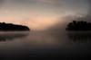 Fog cloud early morning