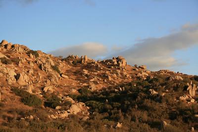 Lakeview Mountains, 9 Nov 2008
