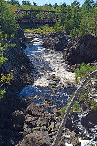 Jay Cooke Trestle Bridge