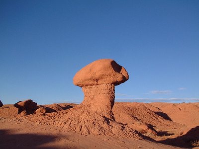 Goblin Valley ET Phone Home