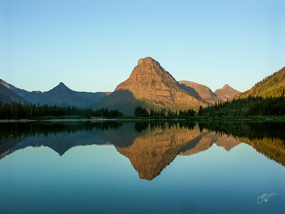 McDonald Lake, Montana