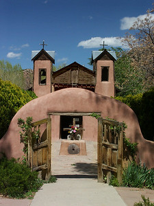 Chimayo Church