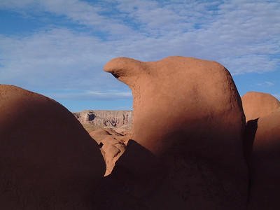 Goblin Valley Eagle Head