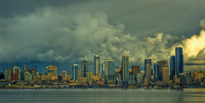 Seattle Winter Storm