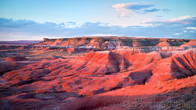 Painted Desert, Petrified Forest National Park, AZ