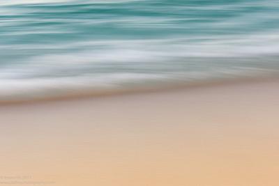 Waves blur