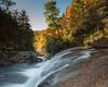 Turtleback Falls, Gorges State Park, NC