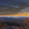 Warm December Sunset