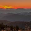 Jackson County Sunset