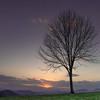 The Blue Ridge from Edneyville