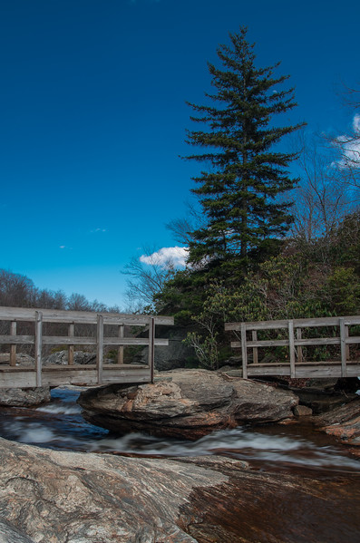 Graveyard Fields Bridge