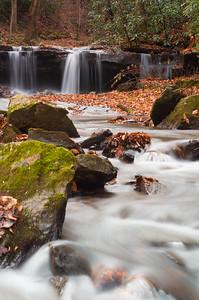 Lower Pearson's Falls