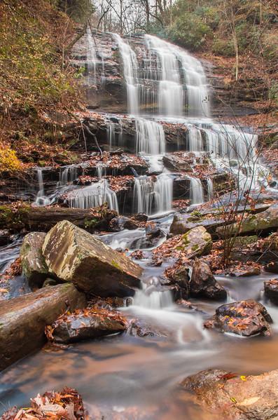 Upper Pearson's Falls