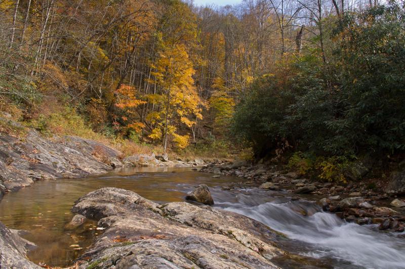 Big East Fork River