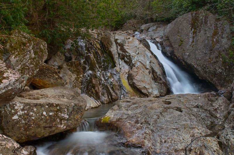 Upper Sunburst Falls