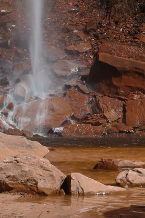 Upper Emerald Falls Pool