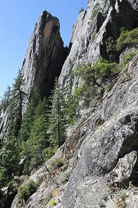Castle Crags Hike