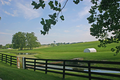 Claiborne Farms, Kentucky
