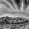 Spur Cross Eyelash Clouds