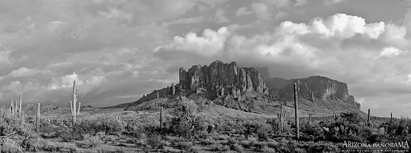 Superstition Mountain Storm