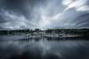 Long Exposure over Hardy Bay Marina