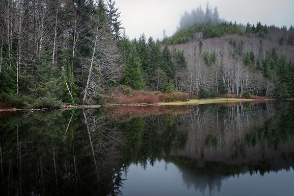 O'connor Lake- Vancouver Island, BC