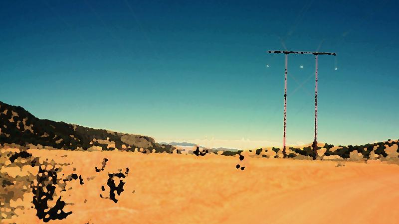 Desert near Diablo Canyon