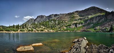 Cecret Lake August 2010