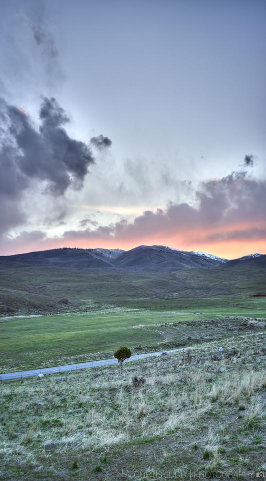 Spring Sunset Verto