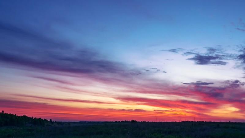 2019 Landscapes: Nighttime and Sunrises & Sunsets Photo Slideshow