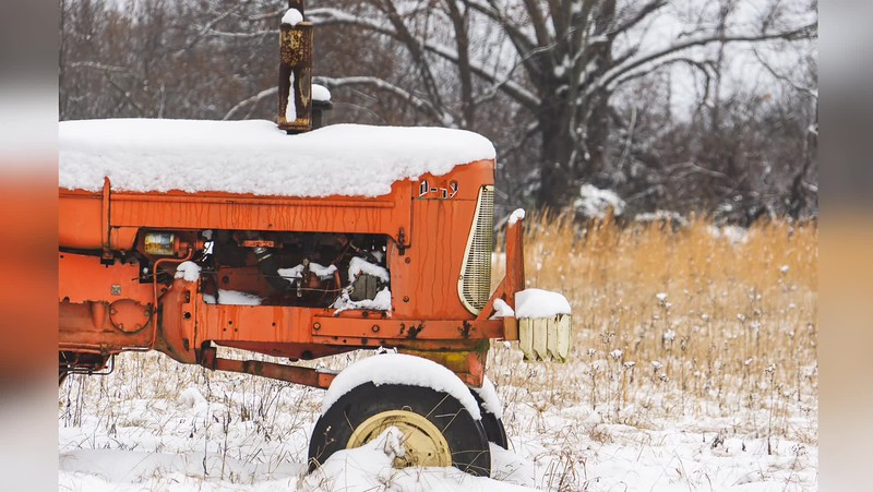 2019 Landscapes: Wintertime Photo Slideshow