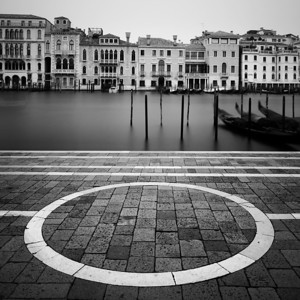 Circle, Grand Canal, Venice