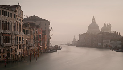 Study 2: From the Accademia Bridge, Venice