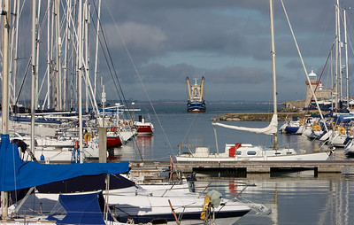 Trawler - Howth Harbour, Republic Of ireland