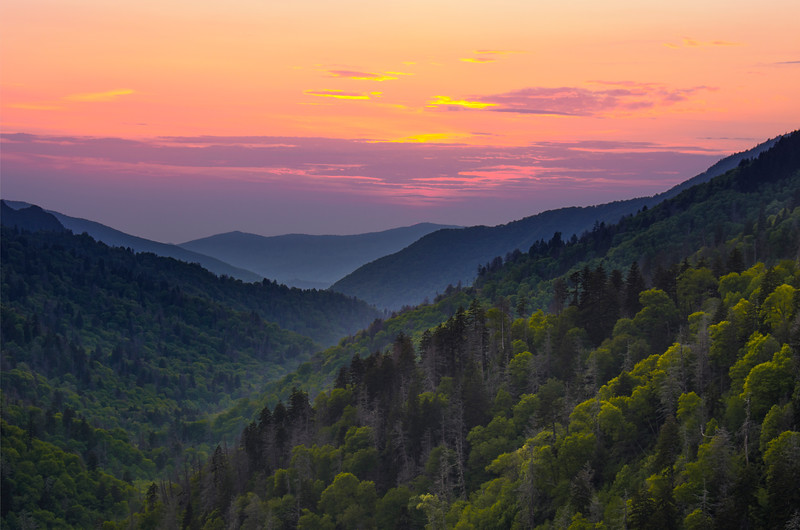 || The Colorful Hills of the Smokies ||